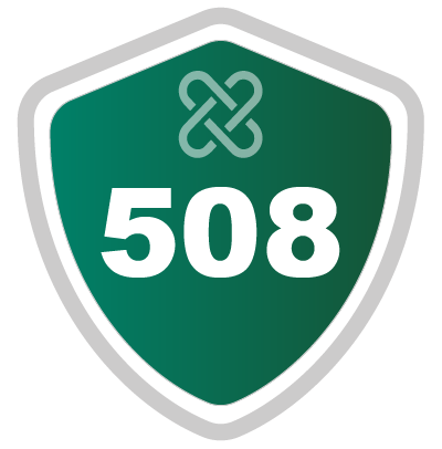508 shield on